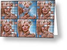 Mm Diva 127 Six Greeting Card