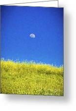 Moonfield Greeting Card