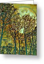Moonglow Greeting Card