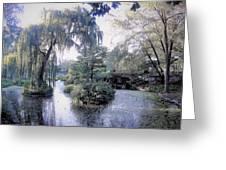 Mossy Lake Greeting Card