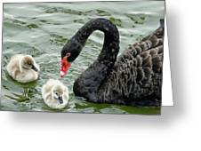 Mother And Child Reunion Greeting Card