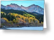 Mountain Trout Lake Wonder Greeting Card