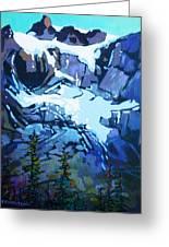 Mt. Shuksan, North Cascades National Park, Whatcom County, Wa Greeting Card
