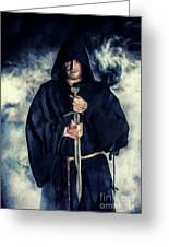 Mystic Monk Greeting Card