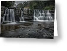 Natural Dam 2018 1 Greeting Card