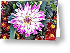 Naturalness And Flowers 38 Greeting Card