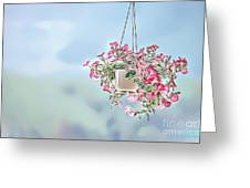 Naturalness And Flowers 43 Greeting Card