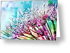 Naturalness And Flowers 45 Greeting Card