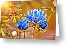 Naturalness And Flowers 47 Greeting Card