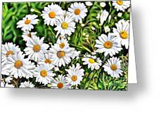 Naturalness And Flowers 57 Greeting Card