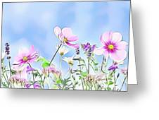 Naturalness And Flowers 59 Greeting Card