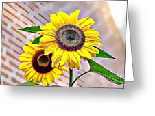Naturalness And Flowers 60 Greeting Card