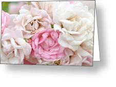 Natures Wedding Bouquet Greeting Card
