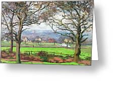 Near Sydenham Hill - Digital Remastered Edition Greeting Card