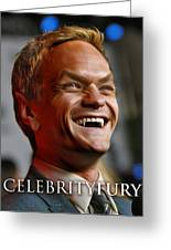 Neil Patrick Harris Greeting Card