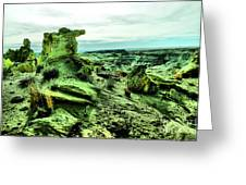 New Mexico Raw Greeting Card