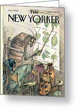 New Yorker July 10th, 2000 Greeting Card