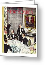 New Yorker November 2nd 1935 Greeting Card