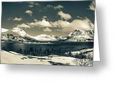 Nordland Greeting Card