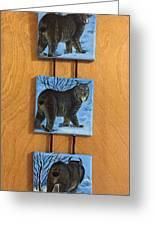 Northern Alberta  Lynx  Greeting Card