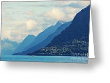 Norway Landscapes Greeting Card