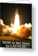 Now Is The Time To Launch Greeting Card