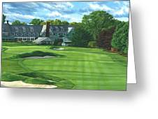 Oakmont Country Club Greeting Card