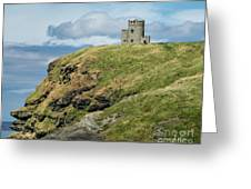 O'brien's Tower Greeting Card