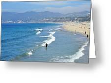 Ocean Beauty Greeting Card