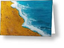 Ocean Drive Greeting Card