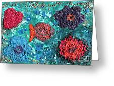 Ocean Emotion - Pintoresco Art By Sylvia Greeting Card