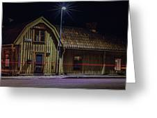 Old House #i0 Greeting Card by Leif Sohlman