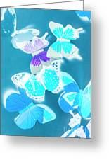 Out Of The Blue Greeting Card