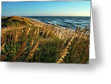 Outer Banks View Greeting Card