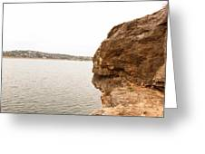 Pace Bend Greeting Card