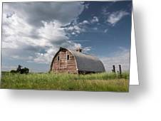Palouse Barn 9652 Greeting Card