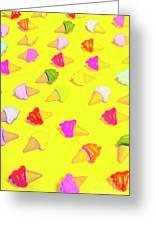 Parlor Patterns Greeting Card