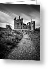 Path To Kilchurn Castle Greeting Card