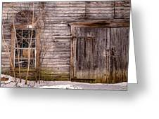 Patina Greeting Card by Kendall McKernon