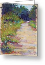 Peaceful Journey Greeting Card