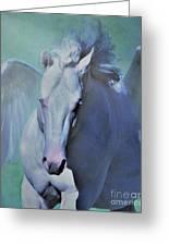 Pegasus Fantasy Greeting Card