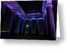 Penshaw Monument 1 Greeting Card