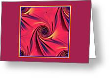 Pinch And Twist   5 Greeting Card