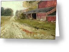 Pipersville Farm Greeting Card