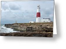Portland Bill Greeting Card