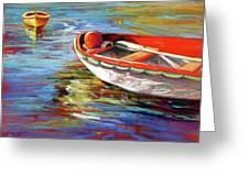Portofino Drift Greeting Card