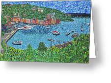 Portofino, Italy 2 Greeting Card