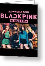Print Blackpink In Your Area North America 2019
