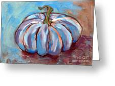 Pumpkin No. 4 Greeting Card