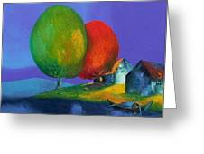 Que Huong Vn Greeting Card